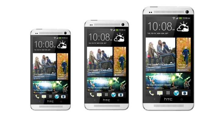 HTC One Family - Image credit driod-life.com