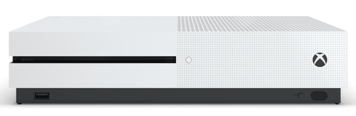 Xbox One S - MS Official